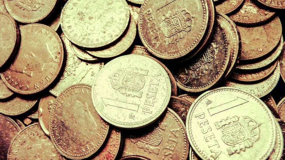 Adiós a la peseta: 150 años después, pasará a convertirse en chatarra