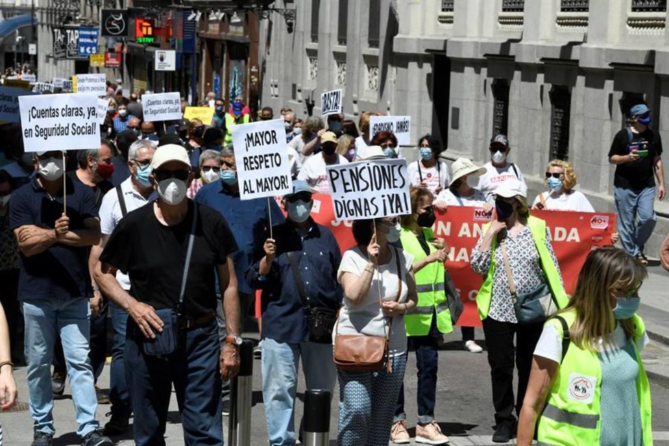 Vota | ¿Crees que el Gobierno de Sánchez encontrará una solución para mantener el actual sistema de pensiones?
