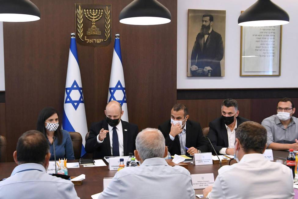 El Gobierno de Israel da luz verde a unos Presupuestos anuales por primera vez en tres años