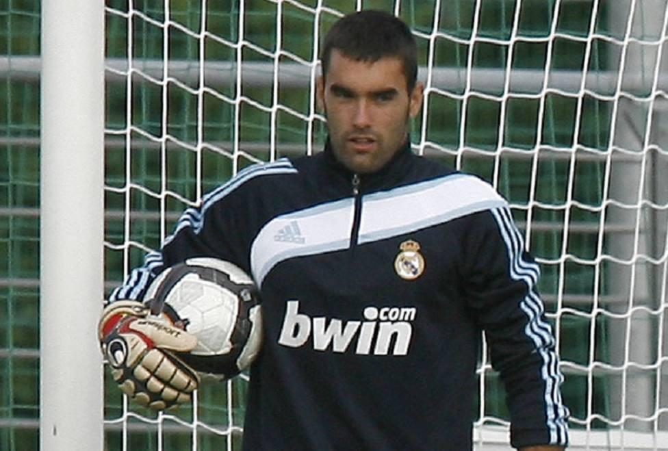 Felipe Ramos, el portero que soñaba con salir en el Plus y que llegó a ser campeón de Europa sub-19