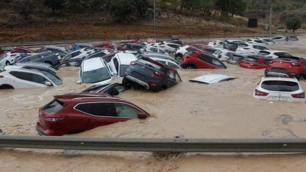 El Consorcio de Compensación de Seguros estima en unos 45 millones de euros los daños por la DANA