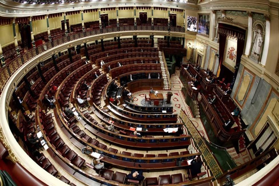 El Congreso se plantea aumentar el aforo de los diputados e incrementa a los periodistas en la Cámara