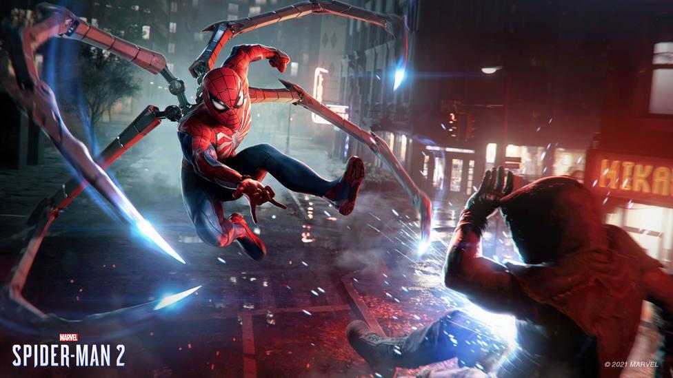 Insomniac Games está desarrollando el videojuego Marvel's Spider-Man 2