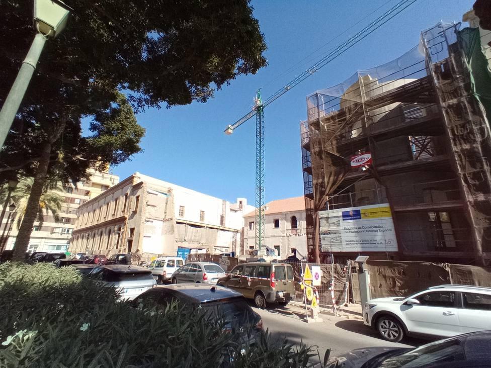 Adjudican la redacción del proyecto de urbanización del entorno del Hospital Provincial