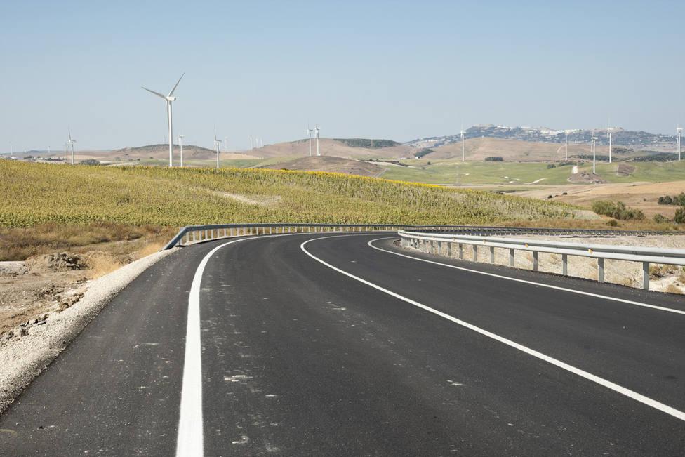 Las obras de la A-389 cortan el tráfico durante todo un año en Paterna