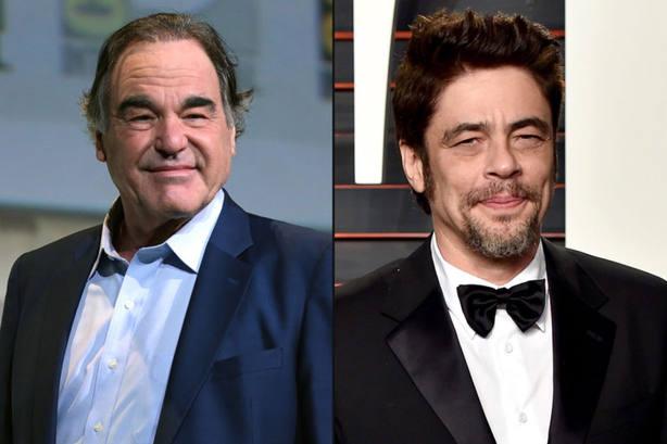 Benicio Del Toro y Oliver Stone trabajarán juntos en White Lies
