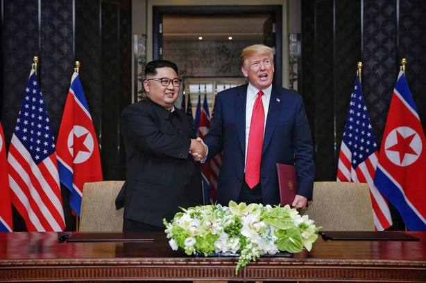 El presidente de Corea del Sur ve necesaria una nueva cumbre entre EEUU y Corea del Norte