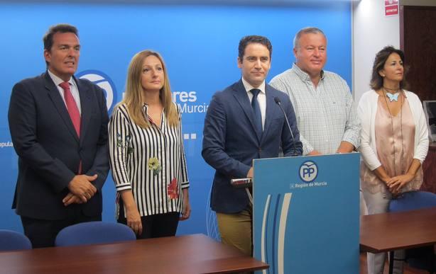 Teodoro García: Desde el Gobierno hay un desconocimiento absoluto de la Región