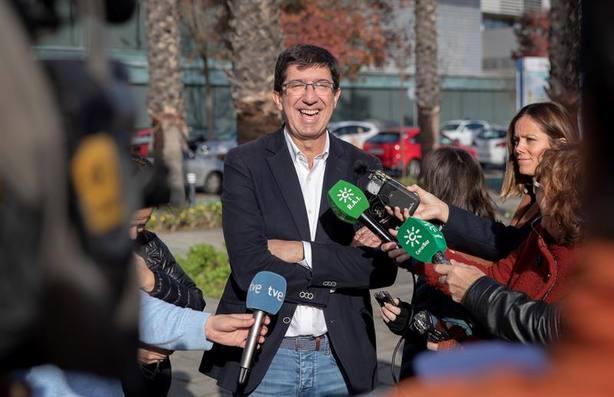 Ciudadanos no acusa haber sido la muleta de Díaz y dobla su resultado