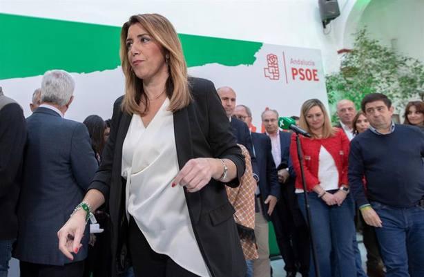 Ferraz defiende ahora a Díaz: Tiene todo nuestro apoyo, no pedimos que dimita