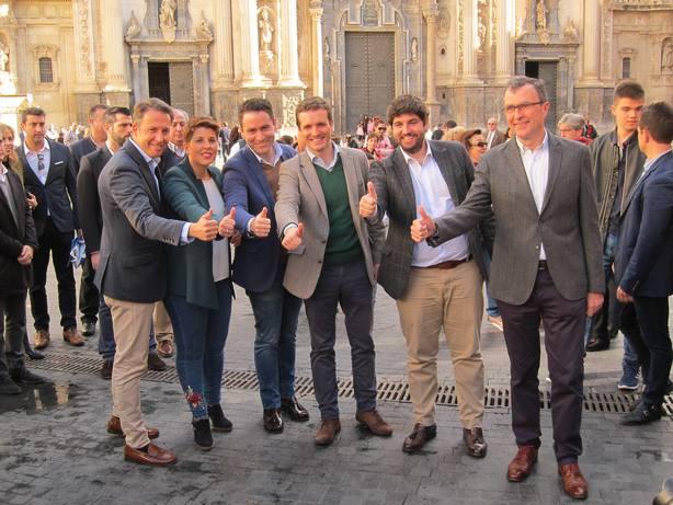 Casado anima a sus exvotantes a volver al PP de siempre porque no encontrarán sus principios en otro partido