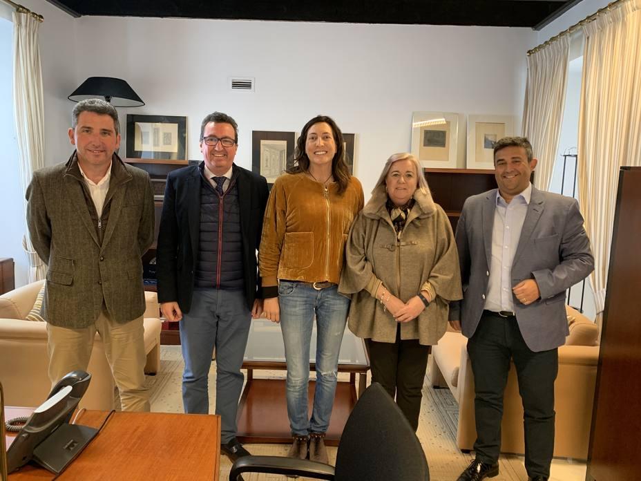 Delegados Huelva Junta de Andalucia