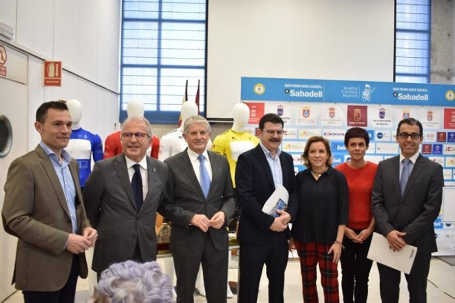 La Vuelta Ciclista a Murcia contará con 5 murcianos