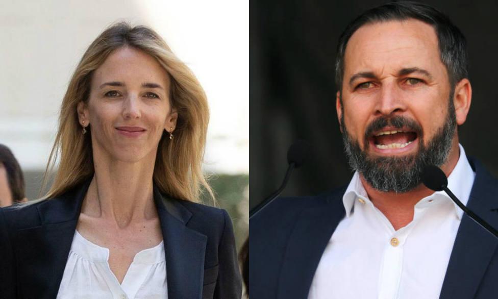 """La irónica pregunta de Álvarez de Toledo a Abascal sobre """"la derechita cobarde"""""""