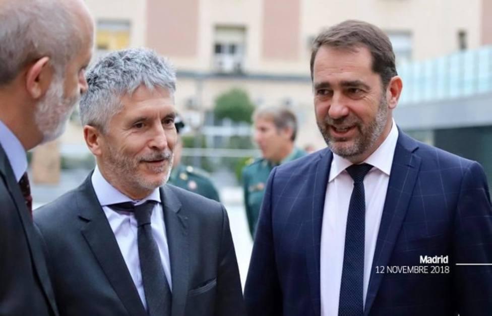 El ministro del Interior francés ensalza la cooperación con España tras la detención de Josu Ternera