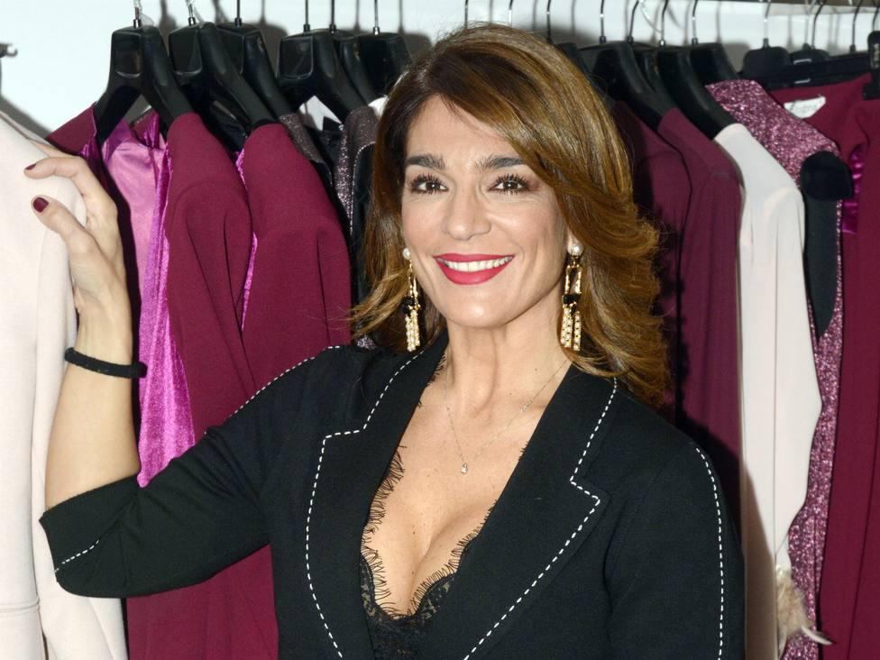 Raquel Bollo niega que esté embarazada y se enfrenta a Bibi, de las Mellis, en Sálvame