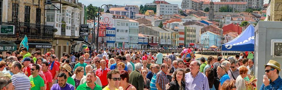 Miles de personas se acercarán hasta Mugardos para degustar el pulpo a la mugardesa