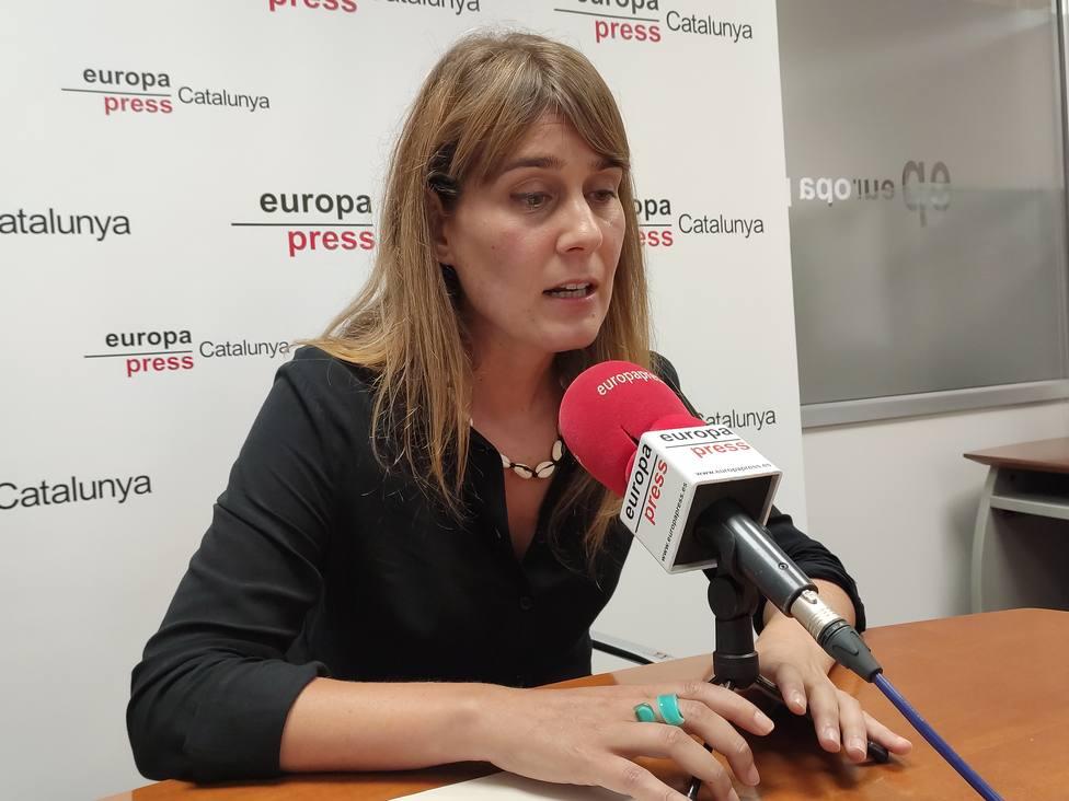Albiach (CatECP) ve margen para pactar un Gobierno de coalición y cree que es lo mejor para España y Cataluña