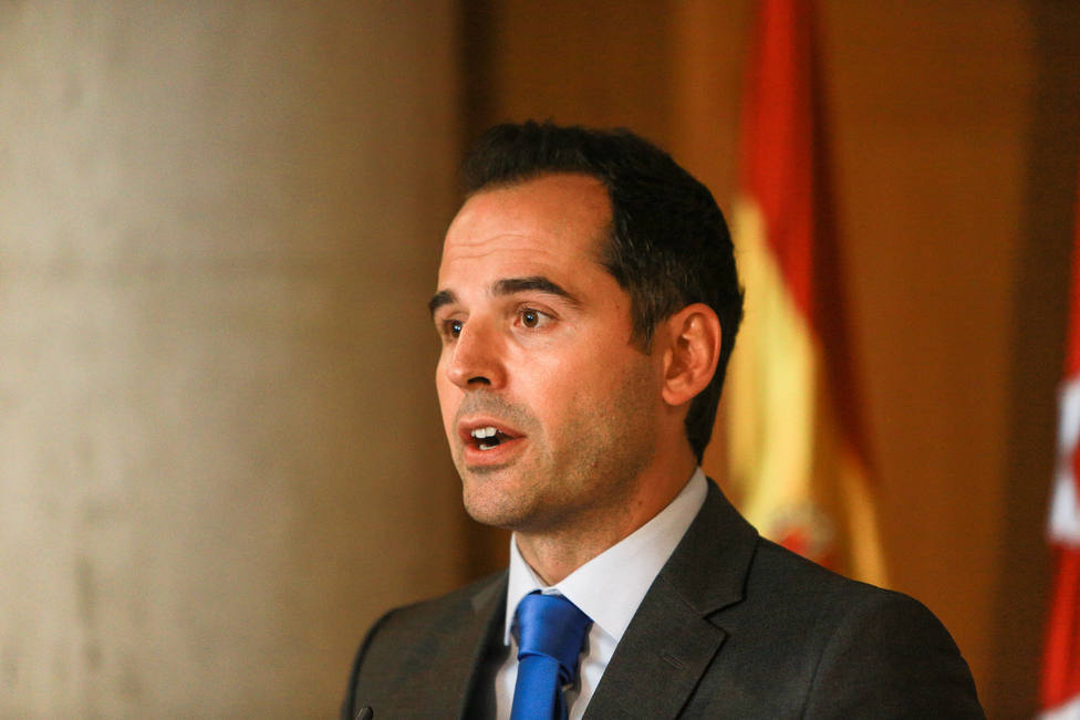 Aguado quiere cerrar Avalmadrid y pedirá responsabilidades ante cualquier atisbo de corrupción en gobiernos pasados