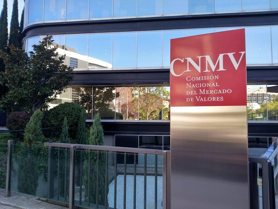 La CNMV advierte sobre una sociedad no autorizada para prestar servicios de inversión