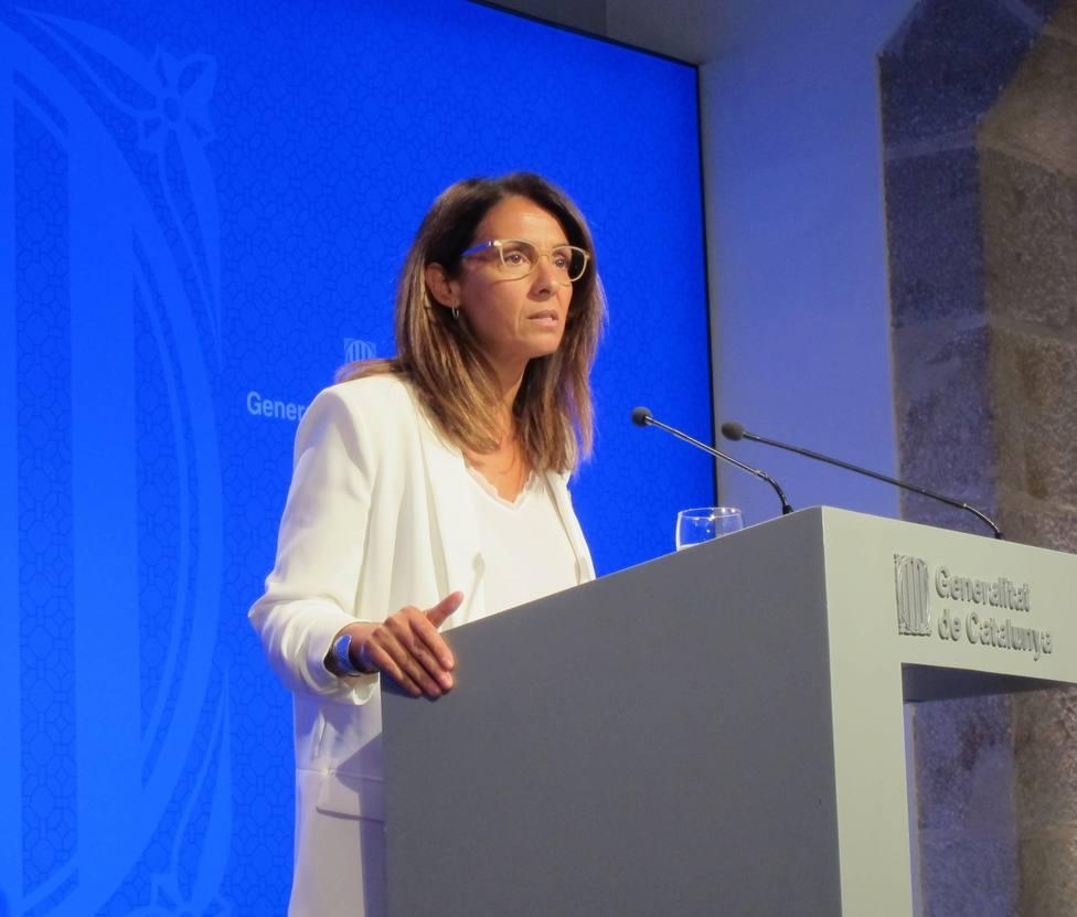 El Govern, preocupado por que la Fiscalía cuestione el sistema penitenciario catalán