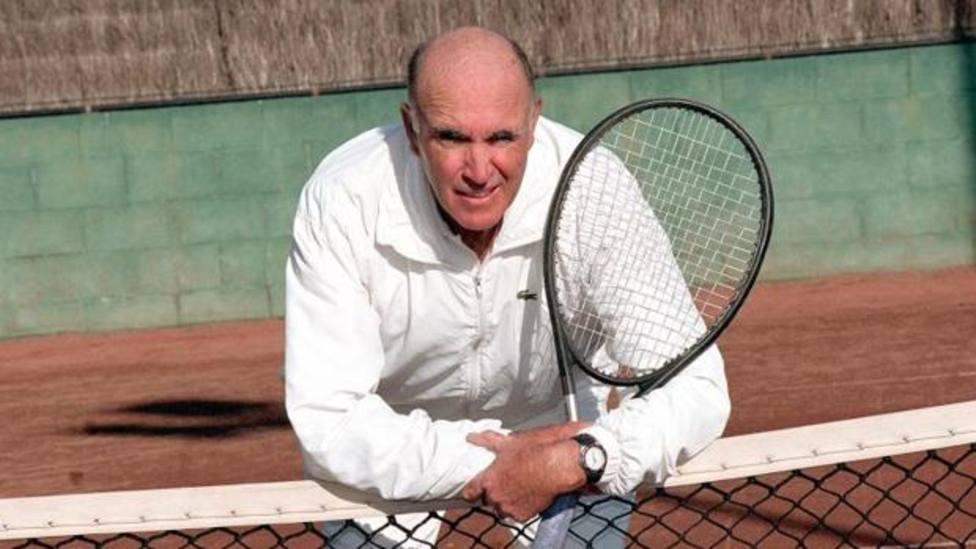Fallece Andrés Gimeno tras una larga enfermedad Tenis COPE