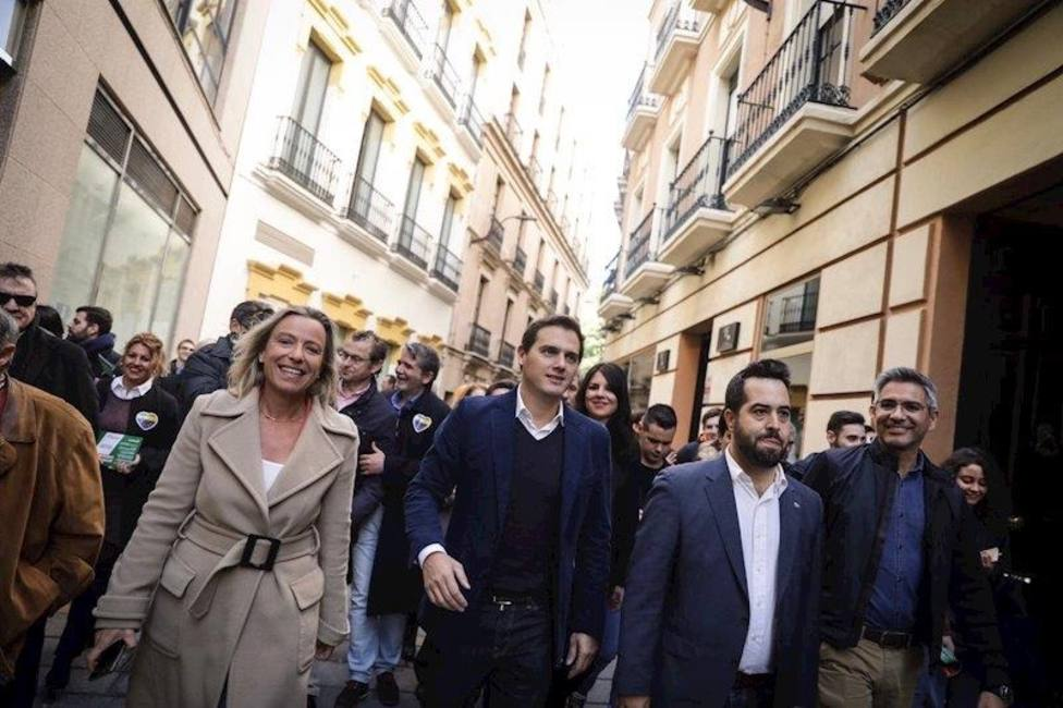 Albert Rivera participa este miércoles en un encuentro ciudadano en Córdoba