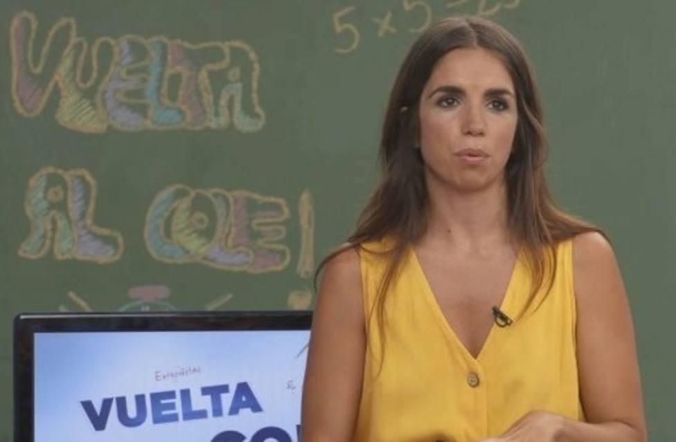 Elena Furiase justifica su tremenda metedura de pata tras pedir perdón y reprocha con dureza a sus detractores