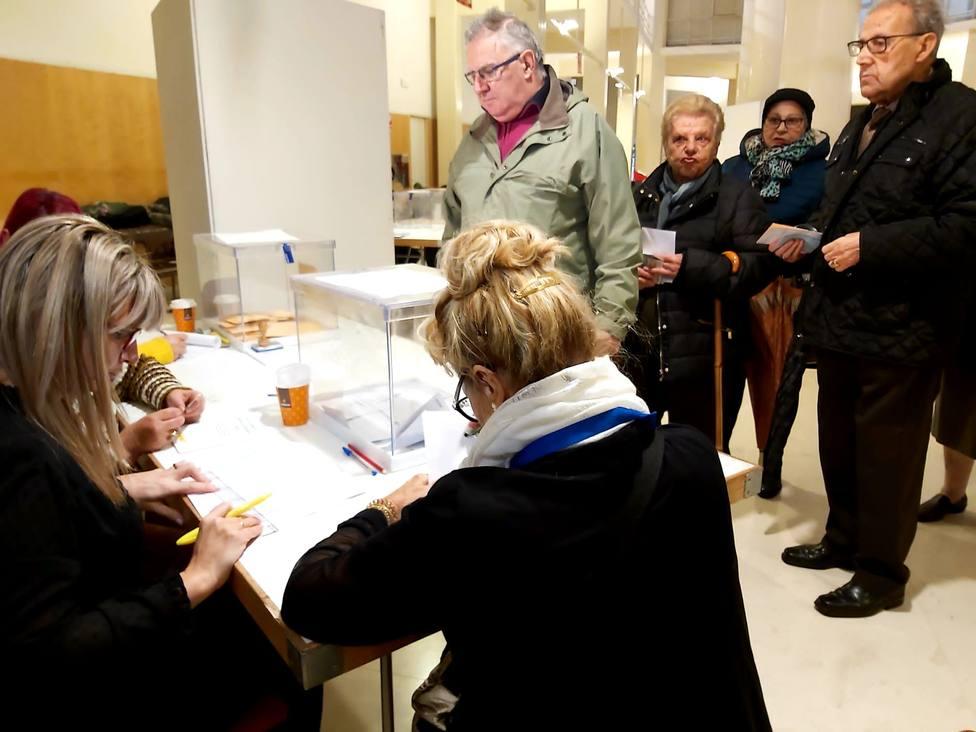 Cierran los colegios electorales en La Rioja