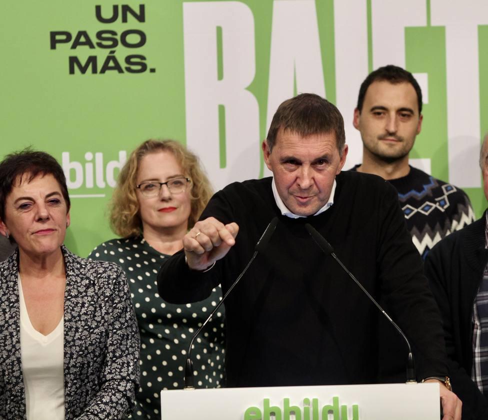 Otegi pone precio a su apoyo a Sánchez: impulsar una agenda vasca democratizadora