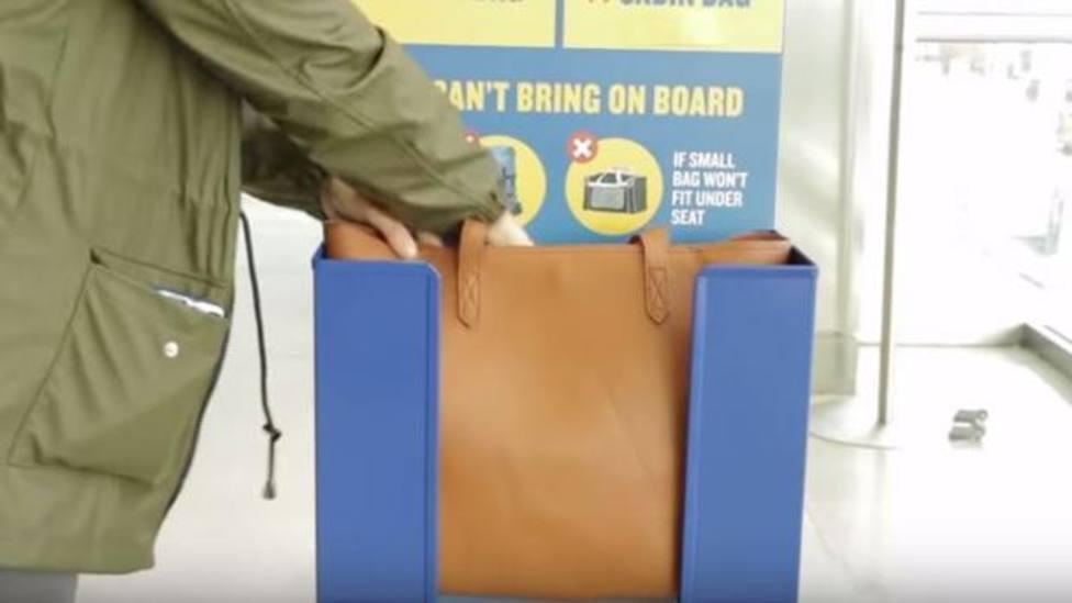 El Govern balear abrirá expediente sancionador a Ryanair por cobrar el equipaje de mano