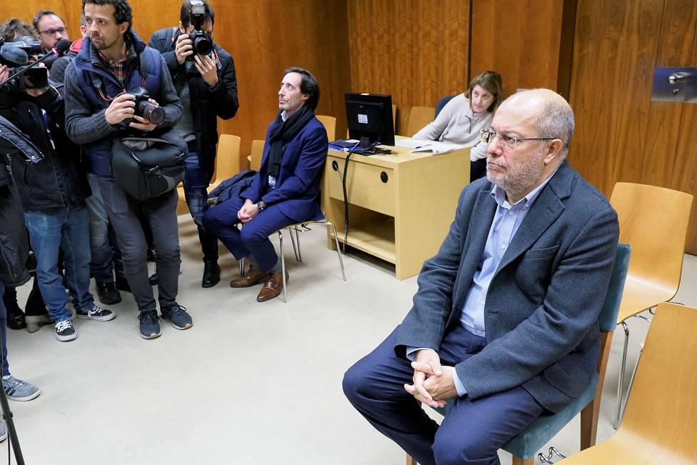 Juzgan al vicepresidente de Junta Castilla y León por amenazar a un militante