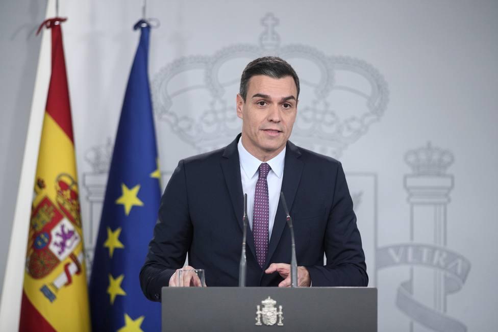 Sánchez dice que estará encantado de reunirse con Torra porque a día de hoy es el presidente de la Generalitat