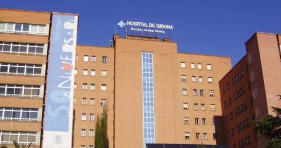 El bebé está hospitalizado en el Josep Trueta de Girona