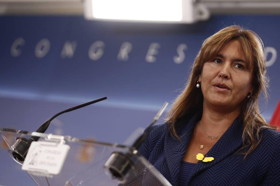 Laura Borràs reta al Tribunal Supremo y rechaza acudir a declarar voluntariamente