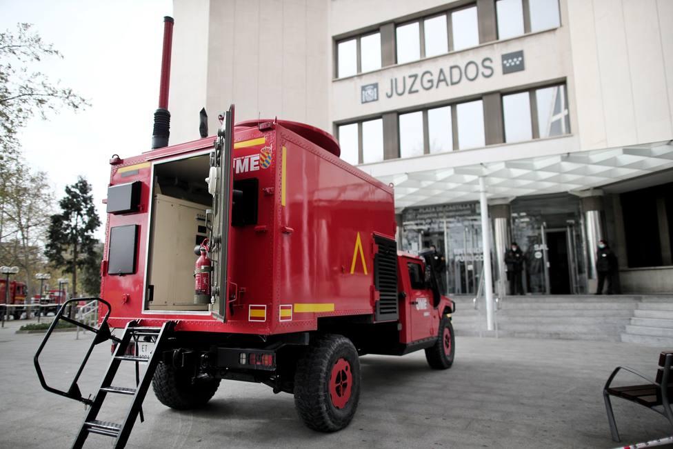 Un juzgado madrileño da 24 horas al Ministerio de Justicia para que provea de protección a los fiscales