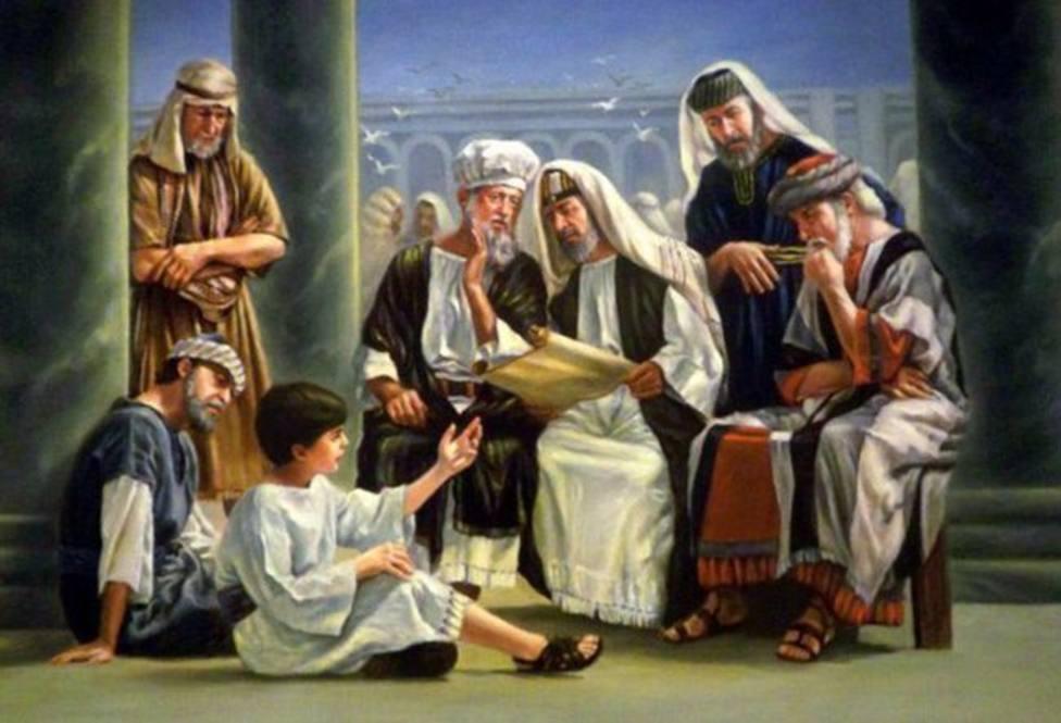 El Evangelio del 20 de junio: ¿No sabíais que yo debía estar en la casa de mi Padre?