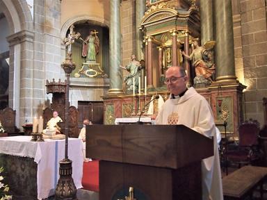 Antonio Rodríguez Basanta es el nuevo párroco de la UPA Ferrol Centro. FOTO: Diócesis de Mondoñedo-Ferrol