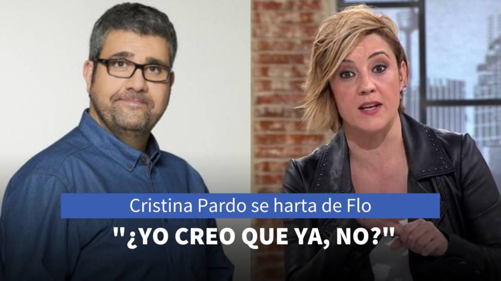 Florentino Fernández y Cristina Pardo