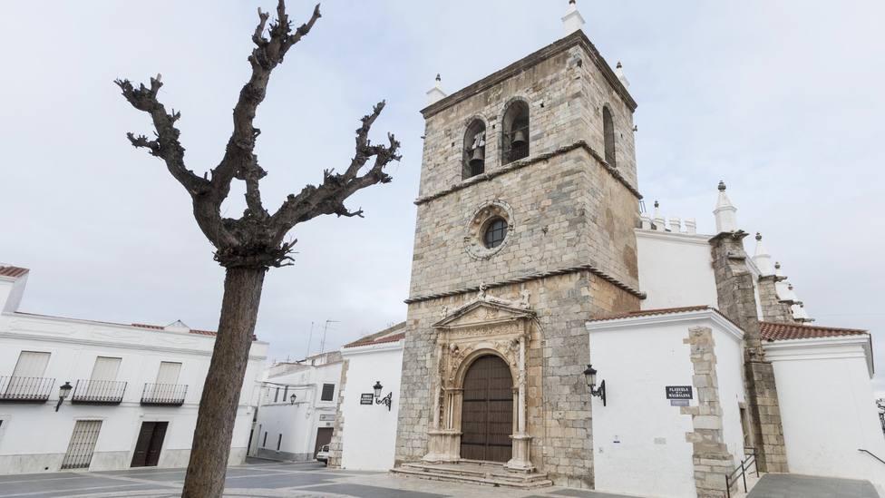 Iglesia de la Magdalena (Olivenza)