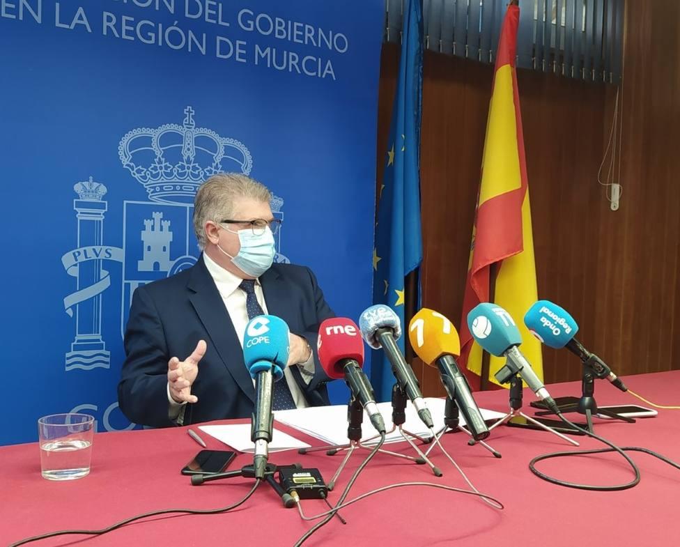 Vélez: Casi la totalidad de los argelinos de las pateras se han marchado a Francia, Alemania y Bélgica