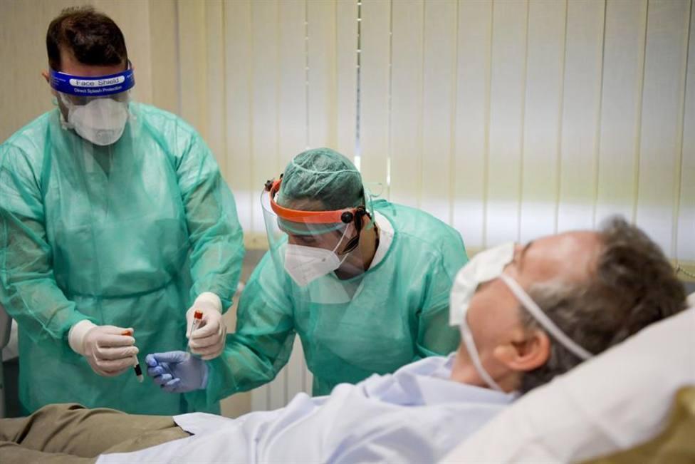 El coronavirus golpea con fuerza a La Rioja con cinco fallecidos y 182 nuevos contagios