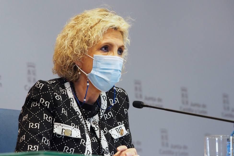 Castilla y León pone fecha al posible colapso hospitalario: 15 de noviembre