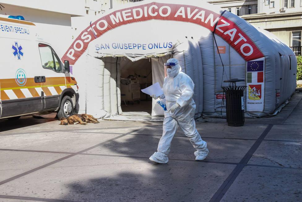 Italia bate récord con casi 38.000 contagios en las últimas 24 horas y suma otros 636 fallecidos