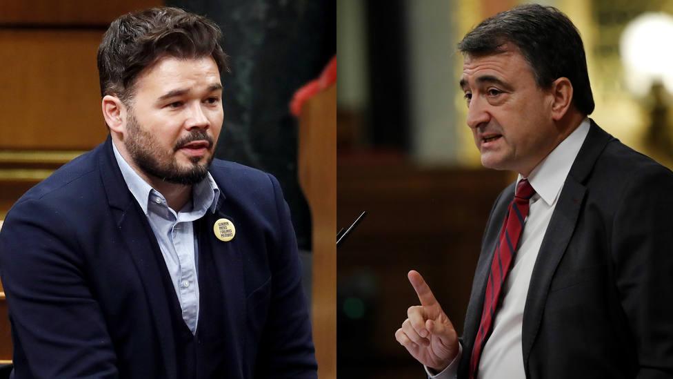 El apoyo del nacionalismo a los Presupuestos tiene precio: lluvia de millones para País Vasco y Cataluña