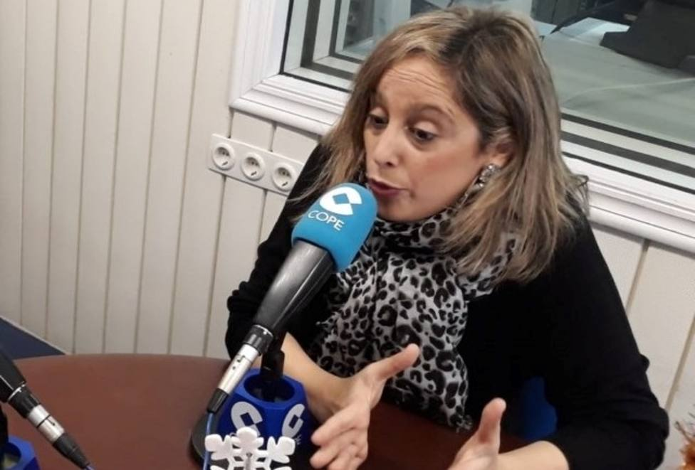 María Loureiro (PSdeG-PSOE), alcaldesa de Viveiro