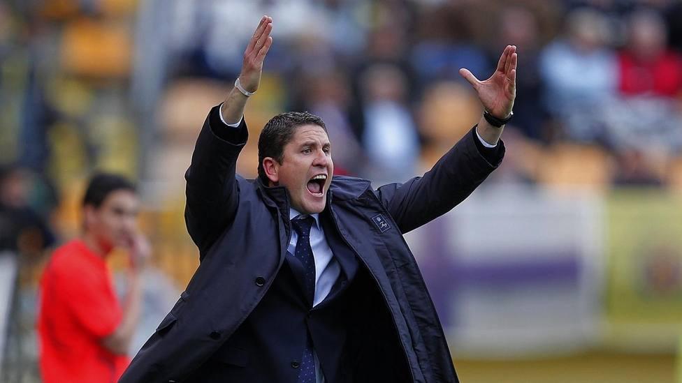 Juan Carlos Garrido ya ha sido presentado como entrenador del CD Castellón