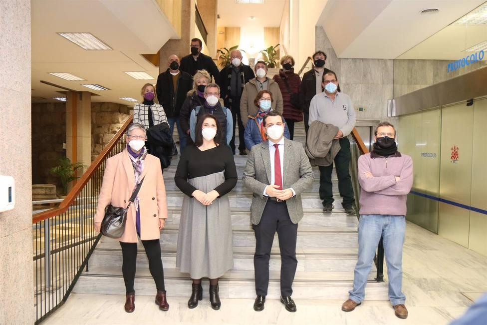 El Ayuntamiento de Córdoba acoge el acto de constitución del nuevo Consejo del Movimiento Ciudadano
