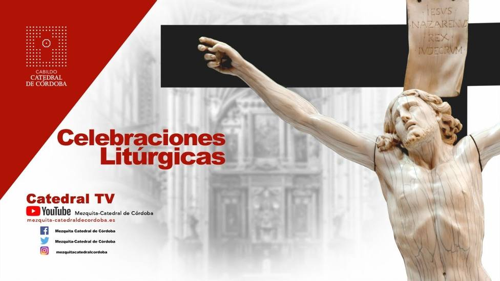 Sigue en directo la celebración de la Vigilia Pascual en la Mezquita Catedral de Córdoba