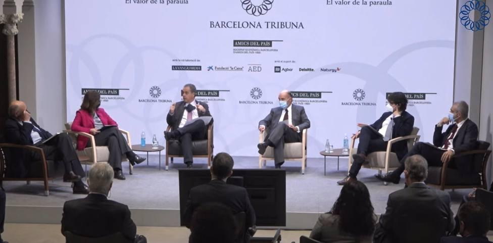 Los gestores de infraestructuras en Barcelona piden diálogo para encarar el futuro